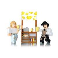 Игровая коллекционная фигурка Jazwares Roblox Game Packs Adopt Me: Lemonade Stand W6 (ROG0173)