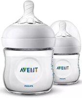 Набор бутылочек Philips-AVENT Natural 125мл, 2шт. (SCF030/27)