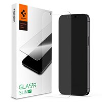 Захисне скло Spigen для iPhone 12 Pro Max tR HD (1Pack)