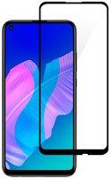 Защитное стекло 2E для Huawei P40 Lite E 2.5D FCFG Black border