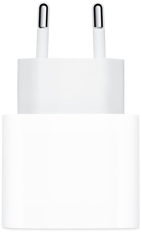 Мережевий зарядний пристрій Apple 20W USB-C Power Adapter White (MHJE3ZM/A) фото