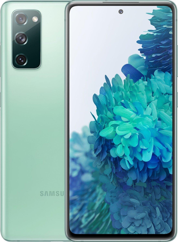 Смартфон Samsung Galaxy S20 FE 256Gb Green фото 1