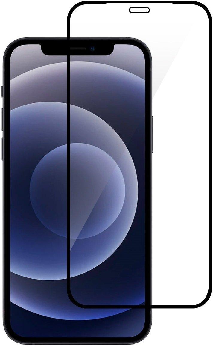 Защитное стекло 2E для Apple iPhone 12/12 Pro 2.5D FCFG Black Border фото 1
