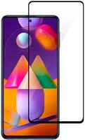 Защитное стекло 2E для Galaxy M31S (M317F) 2.5D FCFG Black Border