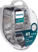 Лампа галогенна Philips H1 X-treme VISION PRO