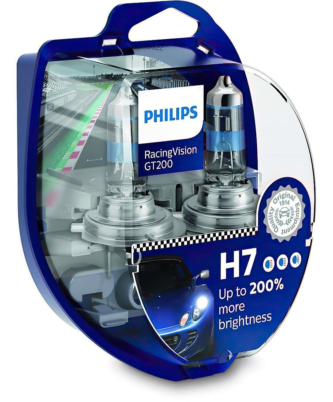 Лампа галогенная Philips H7 RACING VISION фото