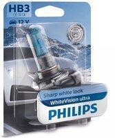 Лампа галогенная Philips HB3 WhiteVision Ultra