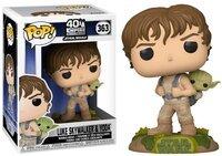 Коллекционная фигурка Funko POP! Star Wars: Training Luke with Yoda (FUN2549468)