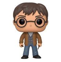 Коллекционная фигурка Funko POP! Harry Potter: Harry w/2 Wands (FUN2549560)