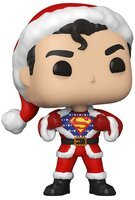Коллекционная фигурка Funko POP! DC: Holiday: Superman Sweater (FUN2549680)
