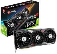 Видеокарта MSI GeForce RTX3070 8GB GDDR6 GAMING X TRIO (RTX_3070_GAMING_X_TRIO)