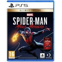 Игра Marvel's Spider-Man: Miles Morales Ultimate Edition (PS5, Русская версия)