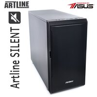 Системный блок ARTLINE Overlord Silent SL5 (SL5v06)