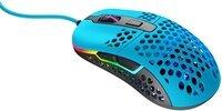 Ігрова миша Xtrfy M42 RGB, Miami Blue (XG-M42-RGB-BLUE)