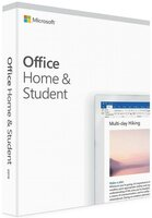 ПО Microsoft Office Home and Student 2019 English Medialess P6