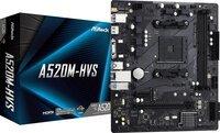 Материнська плата ASRock A520M-HVS