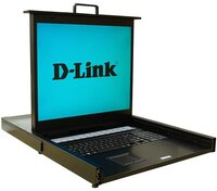 KVM-переключатель D-Link DKVM-IP16LCD 16портов