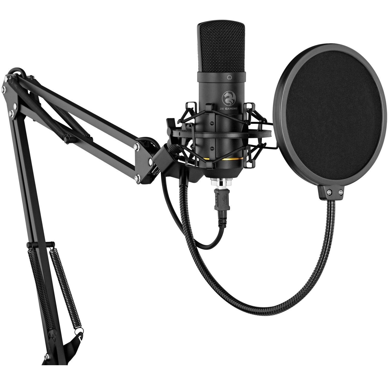 Микрофон 2E Gaming Kodama Kit Black (2E-MG-STR-KITMIC) фото