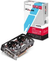 Відеокарта SAPPHIRE PULSE RADEON RX 5600 XT 6G GDDR6 (11296-01-20G)