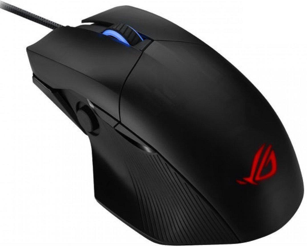 Миша ASUS ROG Chakram Core Optical USB Gaming Mouse (90MP01T0-BMUA00) фото