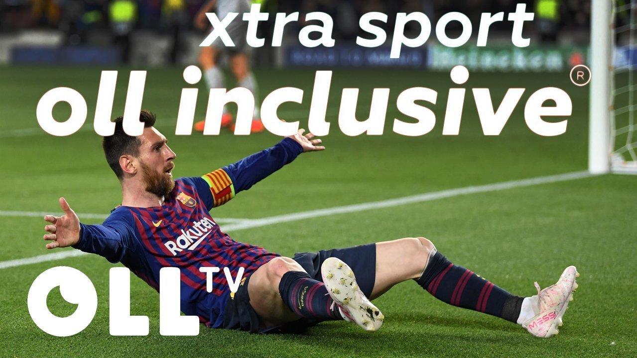 Сервисный пакет OLL.TV inclusive xtra sport 180 фото