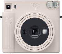 Фотокамера миттєвого друку Fujifilm INSTAX SQ1 Chalk White (16672166)