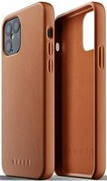 Чехол MUJJO для iPhone 12/12 Pro Full Leather Tan (MUJJO-CL-007-TN)