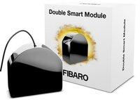 Умное реле Fibaro Smart Module, Z-Wave, черный (FGS-214)