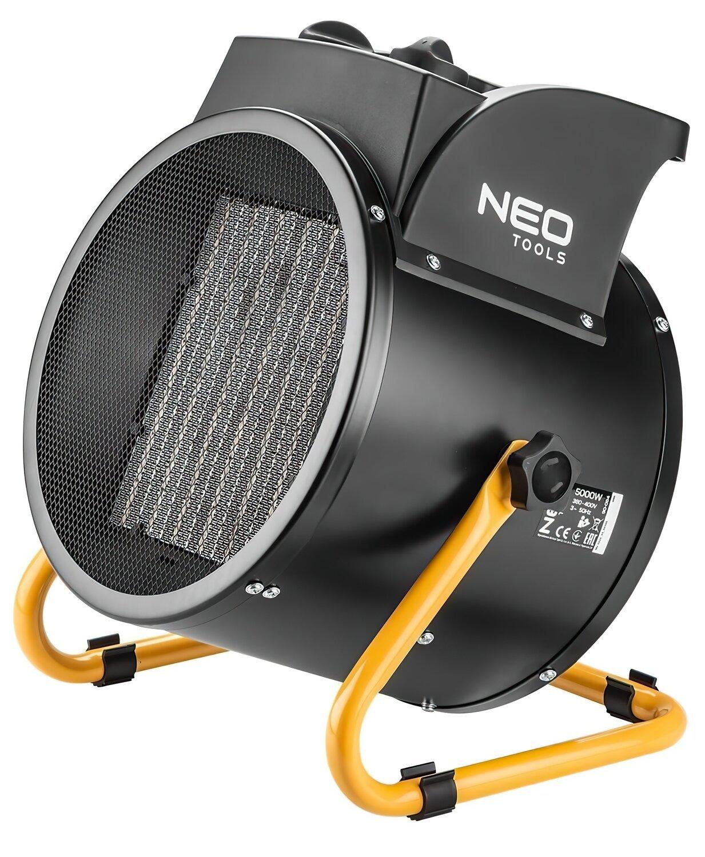 Обігрівач теплова гармата керамічний NEO TOOLS 90-064 фото