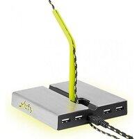 Держатель для кабеля Xtrfy B1, Grey-Yellow