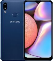 Смартфон Samsung Galaxy A10s Dark Blue