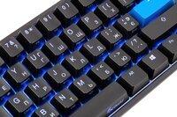 Игровая клавиатура Ducky One 2 Mini Cherry Blue Black-White (DKON2061ST-CURALAZT1)