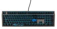 Игровая клавиатура Ducky Shine 7 Cherry Blue Grey-Black (DKSH1808ST-CURALAHT1)