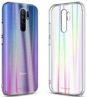 Чехол MakeFuture для Xiaomi Redmi 9 Rainbow PC + TPU (MCR-XR9)