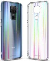 Чехол-накладка MakeFuture для Xiaomi Redmi Note 9 Rainbow PC + TPU (MCR-XRN9)