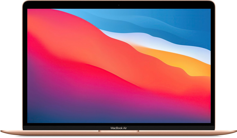 "Ноутбук APPLE MacBook Air 13""M1 512GB 2020 (MGNE3UA/A) Gold MGNE3 фото1"
