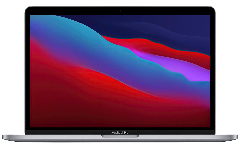 "Ноутбук APPLE MacBook Pro 13""M1 256GB 2020 (MYD82UA/A) Space Gray MYD82 фото1"