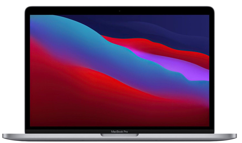 "Ноутбук APPLE MacBook Pro 13""M1 512GB 2020 (MYD92UA/A) Space Gray MYD92 фото1"