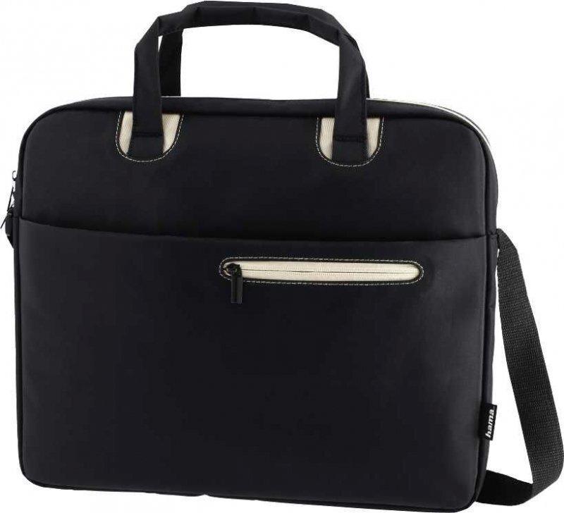 "Сумка HAMA Sydney Notebook Bag 15.6"" Black/Beige (00101934) фото"