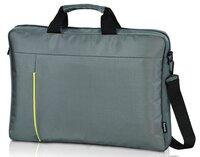 "Сумка HAMA Cape Town II Notebook Bag 15.6"" Grey/Green (00185668)"