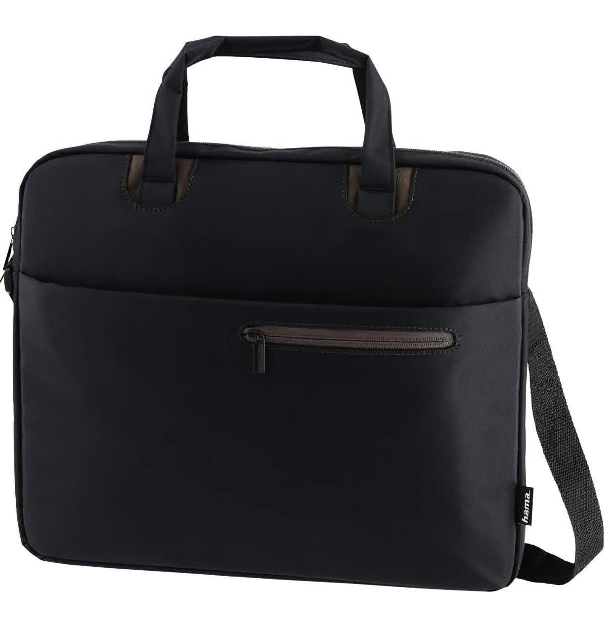 "Сумка HAMA Sydney Notebook Bag 15.6""Black/Brown (00101933) фото1"
