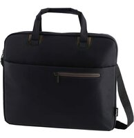 "Cумка HAMA Sydney Notebook Bag 15.6"" Black/Brown (00101933)"
