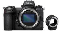 Фотоаппарат NIKON Z7 II Body + FTZ Mount Adapter (VOA070K002)