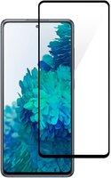 Комплект 2 в 1 защитное стекло 2E для Samsung Galaxy S20FE (G780) 2.5D FCFG Black Border