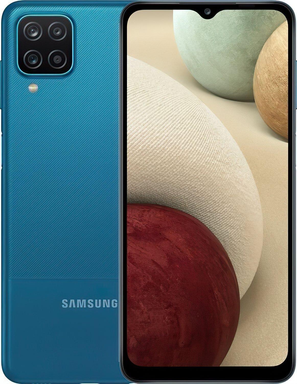 Смартфон Samsung Galaxy A12 3/32Gb Blue фото 1