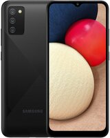 Смартфон Samsung Galaxy A02s Black