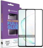 Защитное стекло MakeFuture для Huawei P Smart 2021 Full Cover Full Glue (MGF-HUPS21)