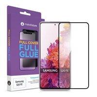Защитное стекло MakeFuture для Galaxy S20 FE Full Cover Full Glue (MGF-SS20FE)