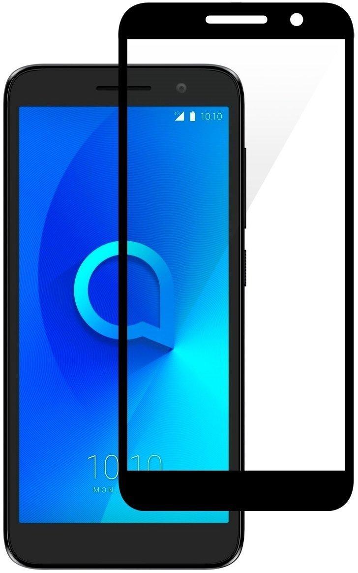 Защитное стекло 2E Basic для Alcatel 1 5033D 2.5D FCFG Black border (2E-AL-AL1-SMFCFG-BB) фото