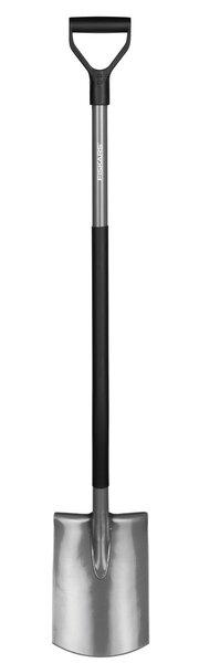 fiskars Лопата прямаяс закругленным лезвием Fiskars Ergonomic 1001411